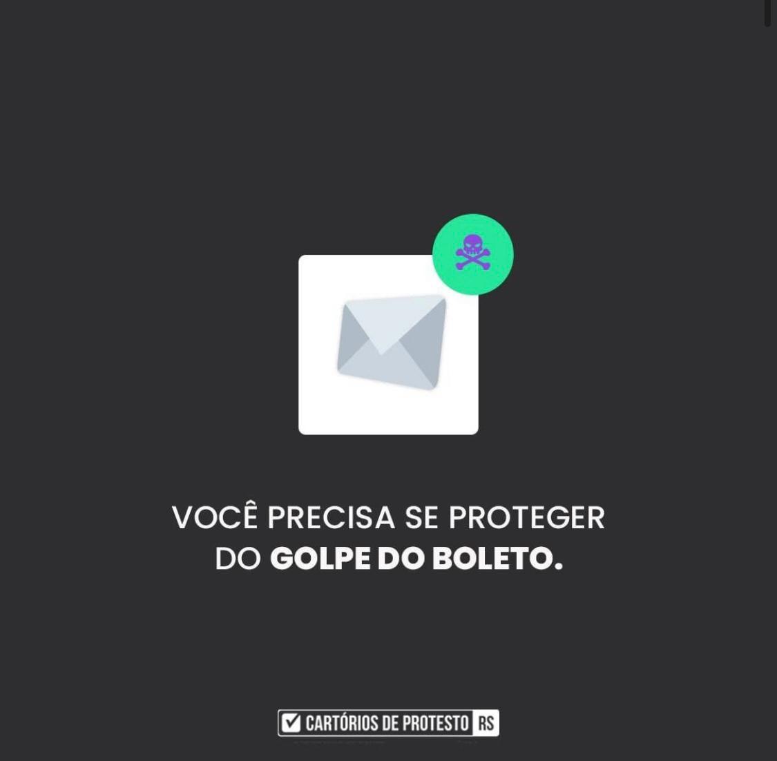 GOLPE DO BOLETO